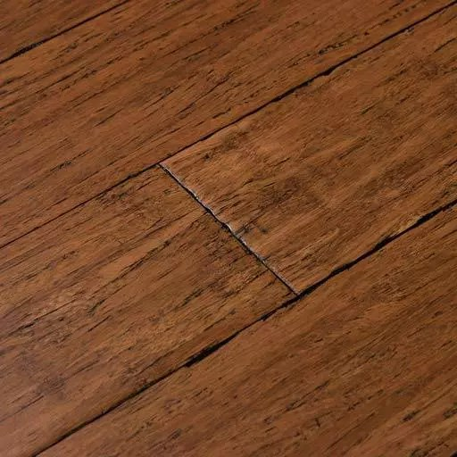 Eco-Engineered™ Antique Java Fossilized® Bamboo Wood Floors – Wide T&G