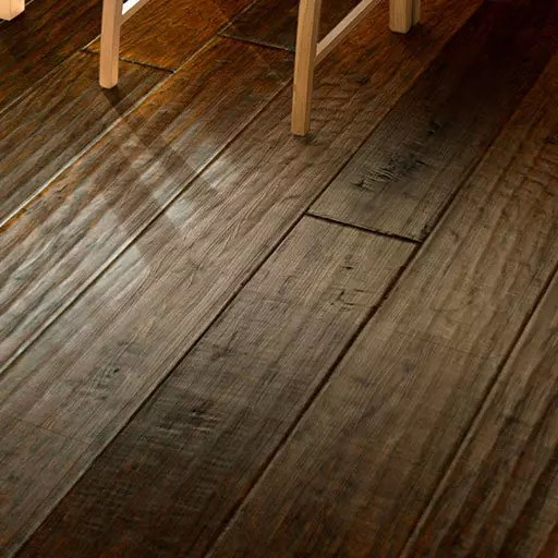Klamath Hickory Engineered Wood Flooring by Johnson Hardwood