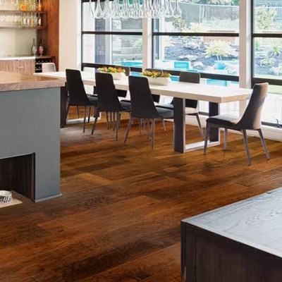 Johnson Hardwood Pacific Coast Mojave Engineered Wood Floor