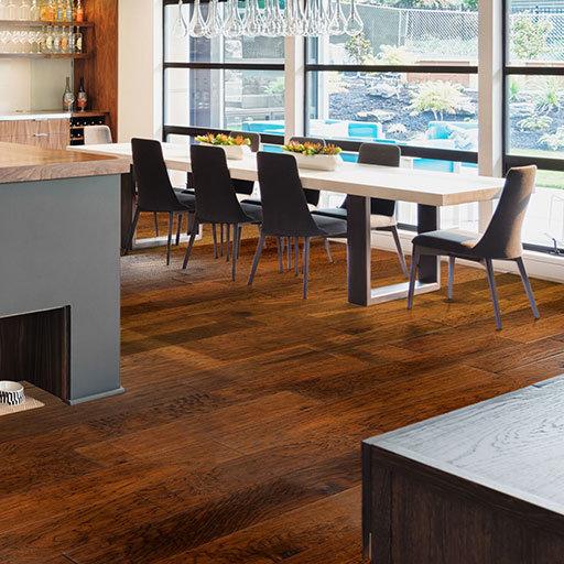 Pacific Coast – Mojave Hickory Engineered Wood Floor