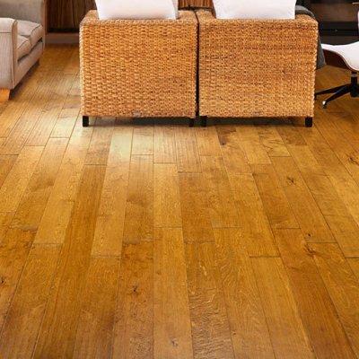 Pacific Coast Engineered Wood Flooring by Johnson Hardwood Palisades Hickory