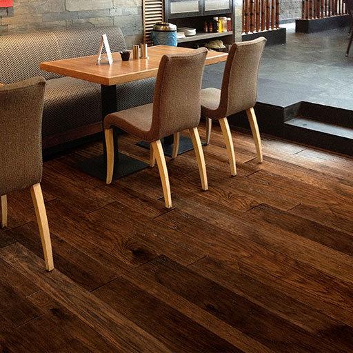 Roma Portofino Hickory Engineered Wood Flooring Part 1