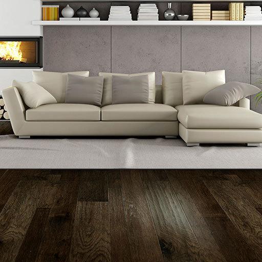 Roma – Riviera Hickory Engineered Wood Floors