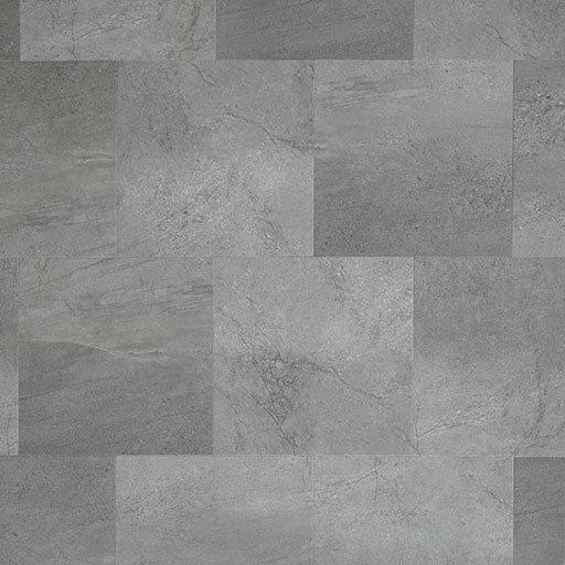 Steel Luxury Vinyl Tile Flooring by Adura Max