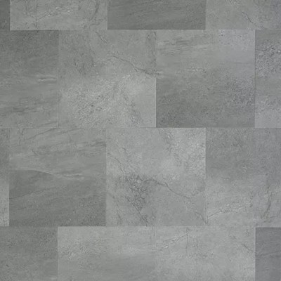 Steel Luxury Vinyl Tile Flooring by Adura Max