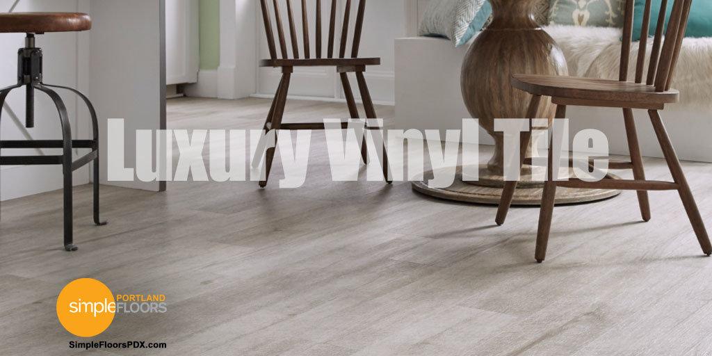 Portland LVT flooring