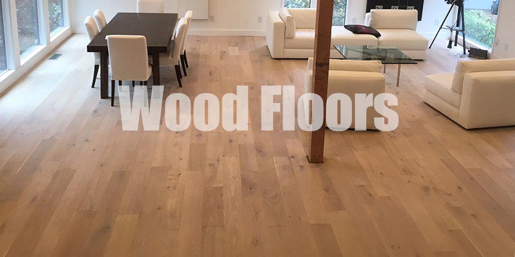 Wood flooring Portland