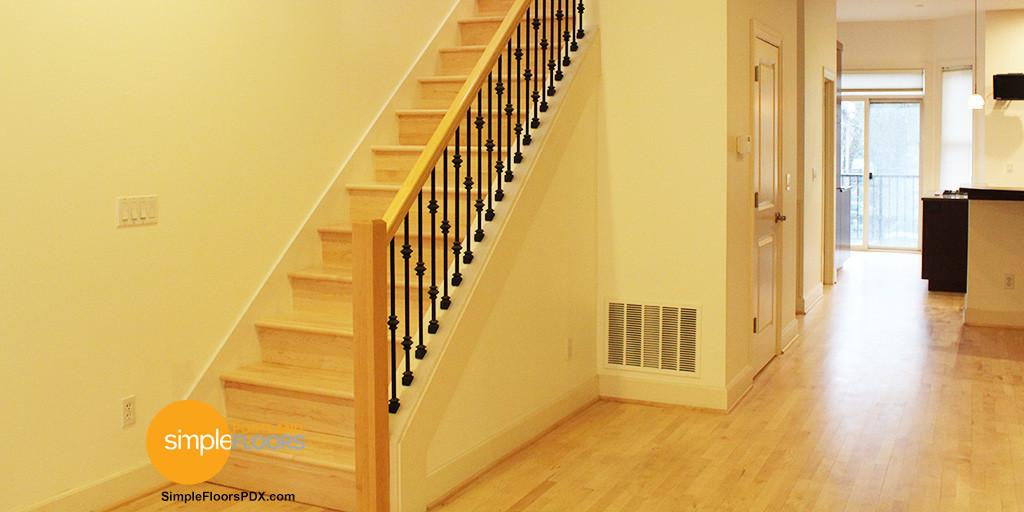 Select Maple Wood Floors