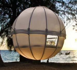 Cocoon Tree Bed