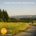 Cooper Mountain Nature Park Portland hiking trail