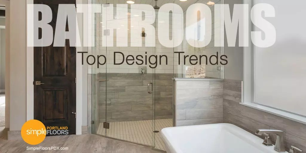 Walk In Showers Sing Loudest In Bathroom Design Trends
