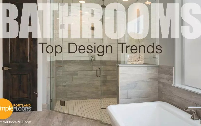 Bathroom Design Trend