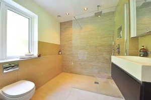 Doorless Shower - No Threshold Shower