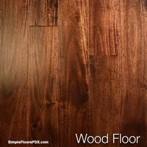 Solid Wood Flooring - Universal Design