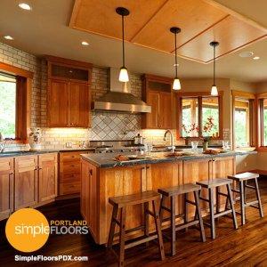 traditional kitchen remodel - Portland
