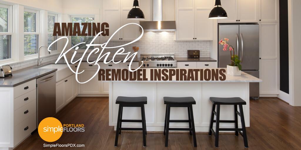 Kitchen renovation ideas - Portland Oregon