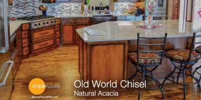 Acacia wood flooring Portland