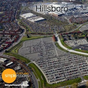 Hillsboro - fastest growing Portland Metro city