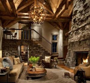 Flooring For Rustic Design