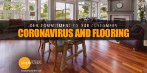 Flooring and coronavirus - COVID-19