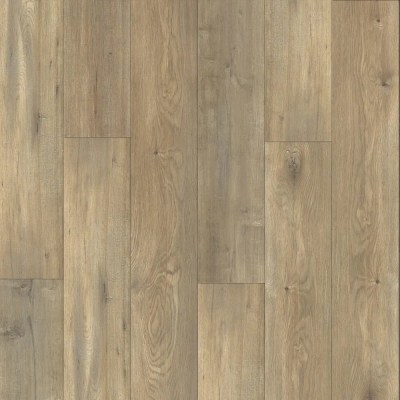 Mushroom Pinnacle Peak Oak Laminate Floor by Tas Flooring