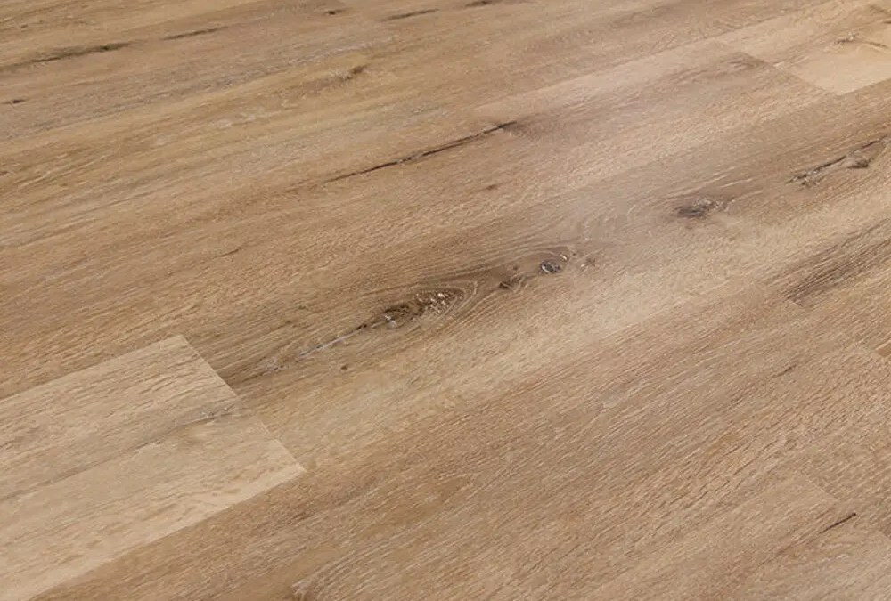 Cali Aged Hickory PLUS Wide+ Click LVT Flooring