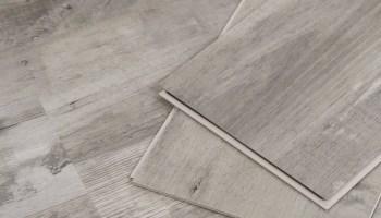 Cali LVT - Gray Ash PRO Wide+ Click with I4F