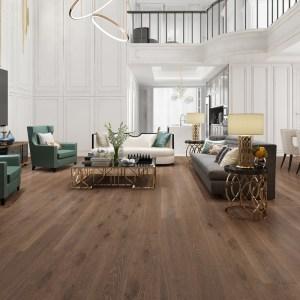 Engineered Hardwood - Crystal Flooring City View Oriental Pearl Tower 3