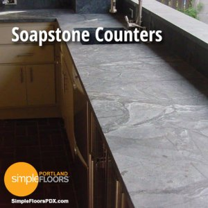 Soapstone Counters - PDX