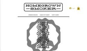 Vegan Restaurants - Homegrown Smoker Portland
