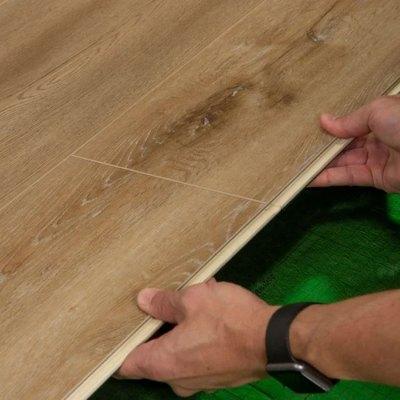 Cali Legends Golden Hour Oak LVP - Luxury Vinyl Plank Floor