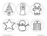 Christmas Countdown Day 4: Color Your Own Printable ...