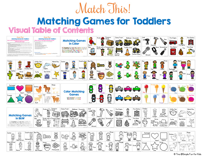 Marvelous! Quirky Turkey Matching Game For Toddlers Printable
