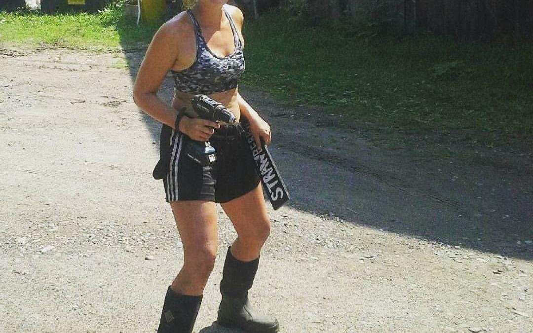 Meet the Farm Crew Part 3. Amelia Bronder-Giroux