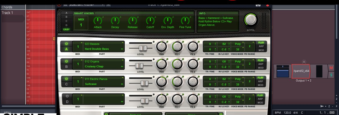 XPand2! VST Plugin Synth Review – Simple Green Tech – Audio Tech