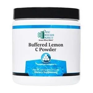 Buffered Lemon C Powder Ortho Molecular Products