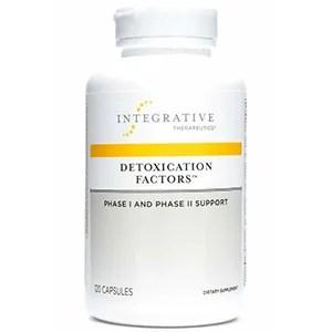Detoxication Factors Integrative Therapeutics