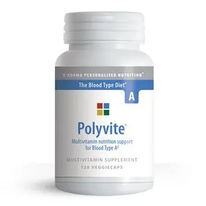 Polyvite A D'Adamo Personalized Nutrition