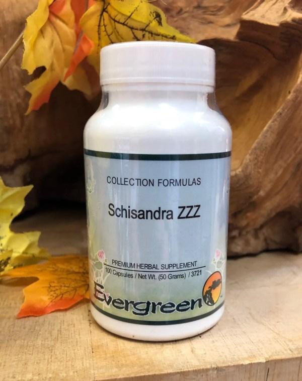 Schisandra ZZZ Evergreen