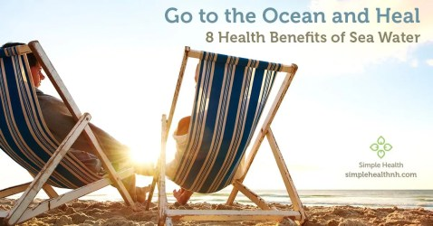 Go to the Ocean and Heal