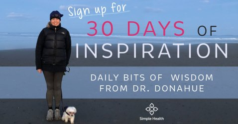 30 Days of Inspiration