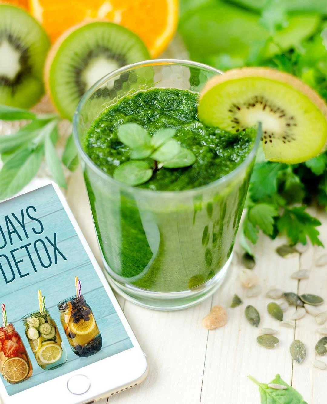 The Benefits of Detox