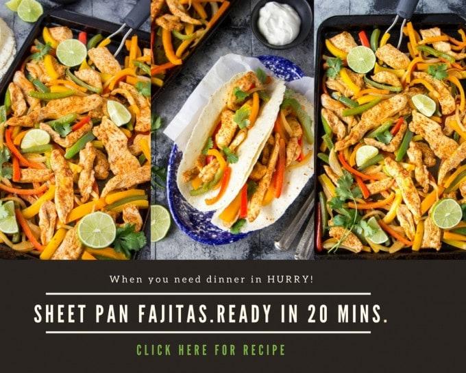 Crockpot Chicken Fajitas Simple Healthy Kitchen