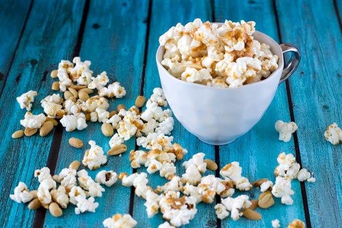 thai peanut popcorn- simplehealthykitchen.com FG