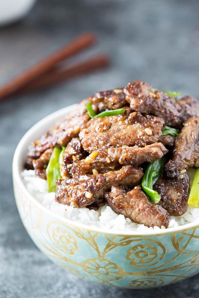 healthy mongolian beef 3