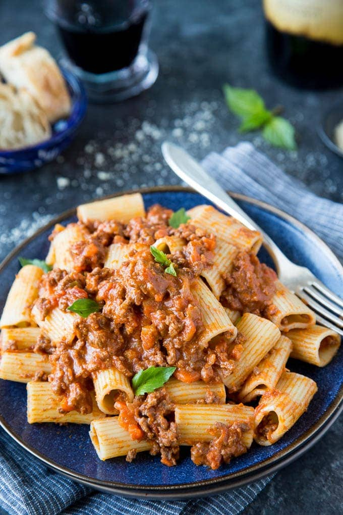 Bolognese featured 3
