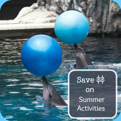 5 easy ways to save money on summer activities