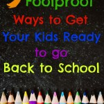 5 Back-to-School Organizing Tips