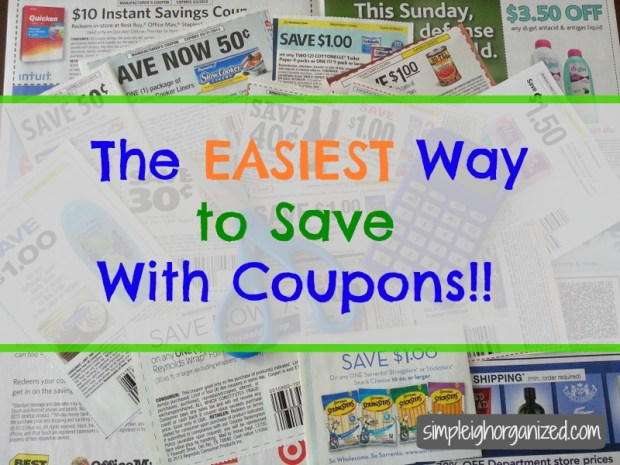 The Best Way to Use Coupons