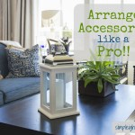 How to Arrange Accessories Like a Professional